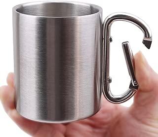 carabiner mug personalized