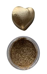RICH GOLD HIGHLIGHTER DUST (7 grams each container), gold highlighter By Oh! Sweet Art