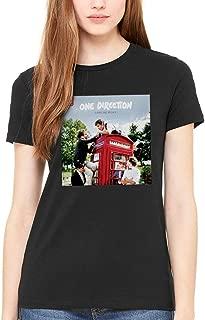 AWDIP Women's Official One Direction Take Me Home Rough Edges Women's T-Shirt I Love 1D Teen Pop Music Zayn Malik