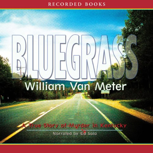 Bluegrass audiobook cover art