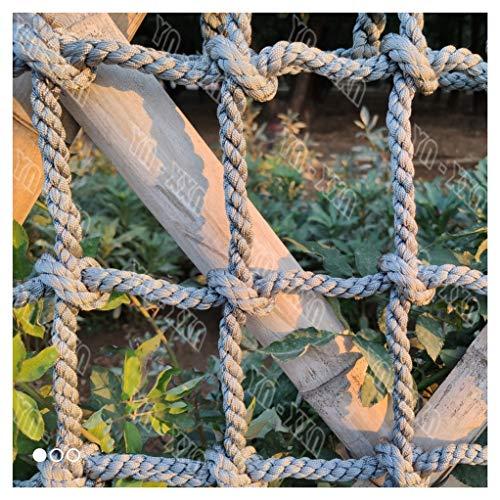 XXN Spielplatz Kletternetz,Outdoor-Hochleistungskletterkind Baumhaus-Sicherheitsnetz Laden Sie Örtlich Festgelegte Auto-LKW-Plattformfrachtnetze Fitness Schaukel Leiternetz für Kinder Erwachsene