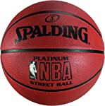 Spalding NBA Platinum Streetba...