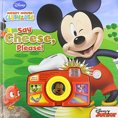 Mickey Mouse Clubhosue: Say Cheese, Please!: Play-a-Sound