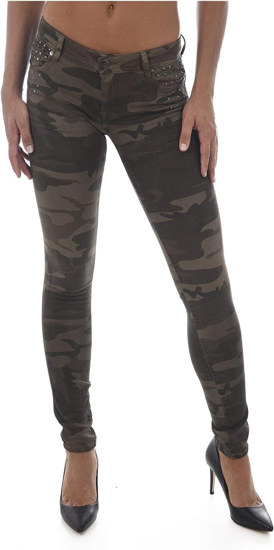 Kaporal Jeans  Jeans camu color Women Kaporal loka Camou