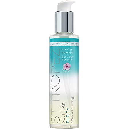 St. Tropez - Gel abbronzante per abbronzatura, abbronzante, 100% naturale, fragranza tropicale, 200 ml