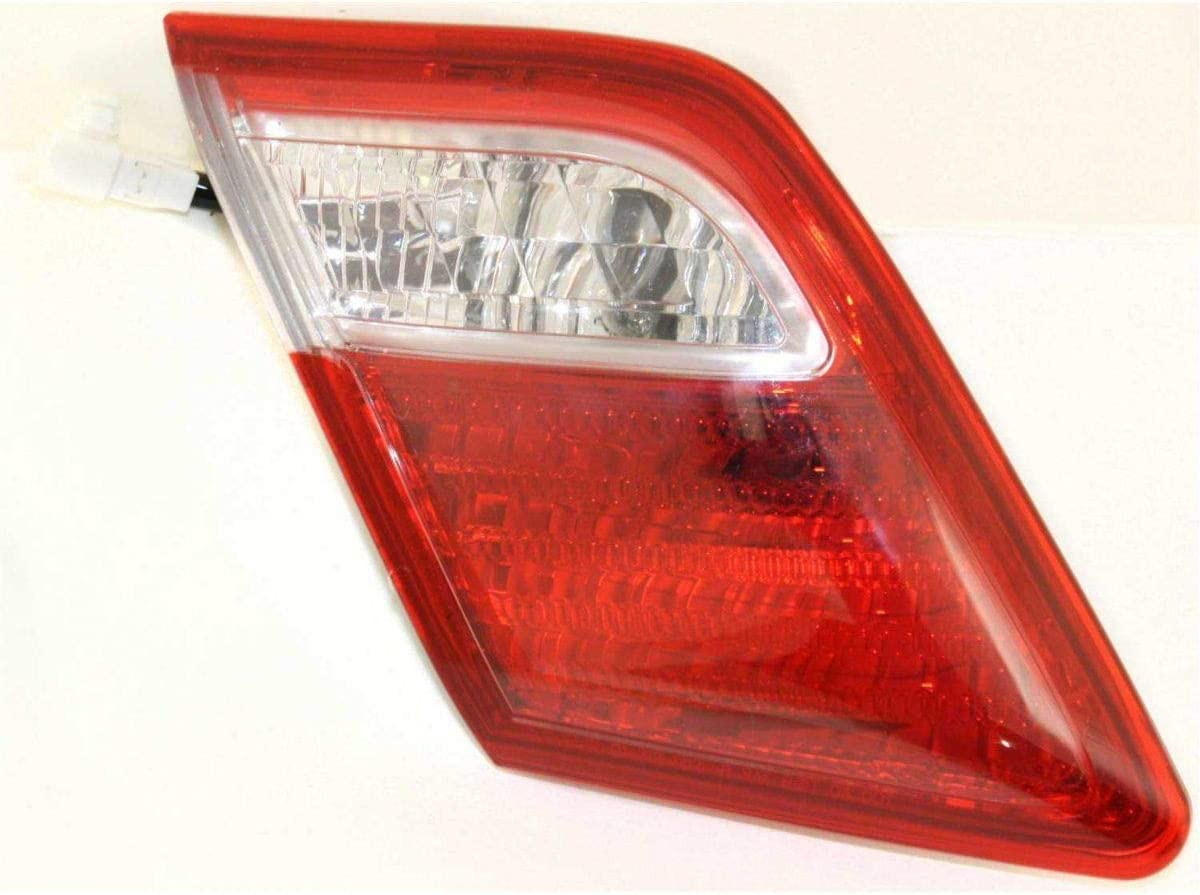 New popularity Halogen Tail Max 82% OFF Light For 2007-09 Toyota Left I USA Blt Japan Camry