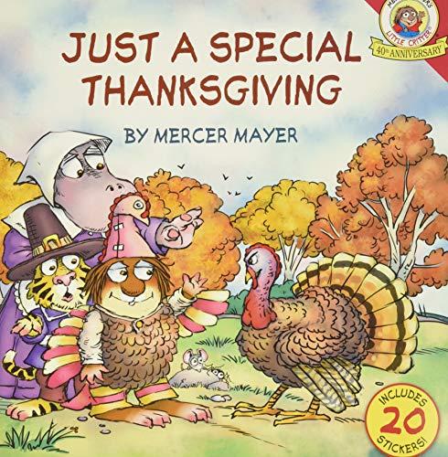 Little Critter: Just a Special Thanksgiving