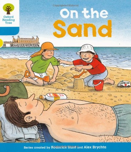 Oxford Reading Tree: Level 3: Stories: On the Sandの詳細を見る
