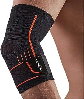 Codera, codera, manga de compresión para tendinitis, artritis, mejor para codo de tenis