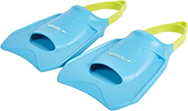 Speedo Unisex Biofuse Fitness Fin, Blue/Green