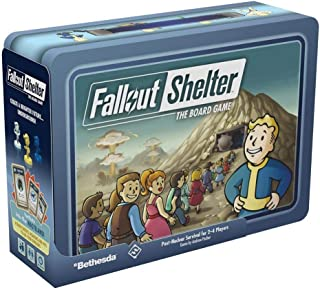Fantasy Flight Games ZX06 Fallout Shelter