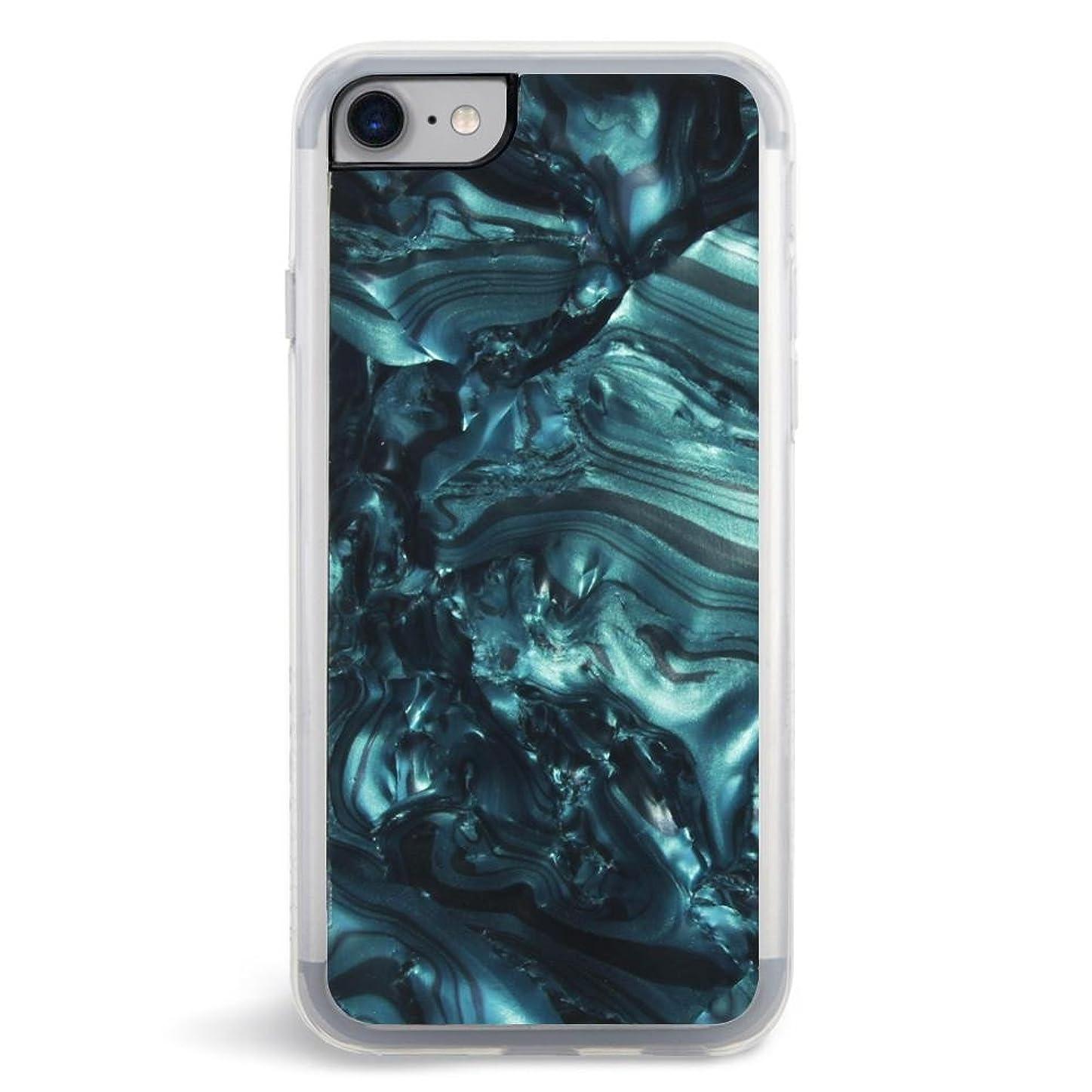 泥棒合理的学んだZERO GRAVITY(ゼログラビティ) アイフォンケース iPhone 7 対応 ケース LAPIS クリア【正規代理店品】
