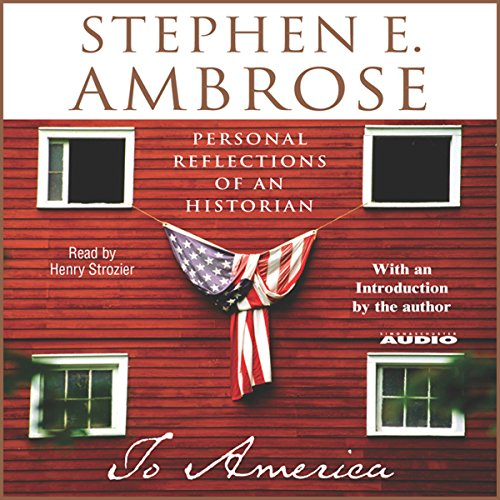 Page de couverture de To America
