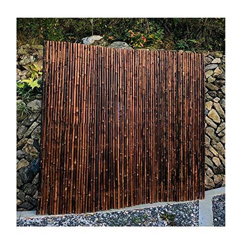 Bamboo Garden Fence, Privacy Screen Decorative...