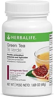 Antioxidant Green Tea Pomegranate Flavor 1.69 Oz. non-GM Ingredients