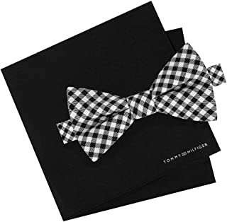 Best tommy hilfiger bow tie and pocket square set Reviews