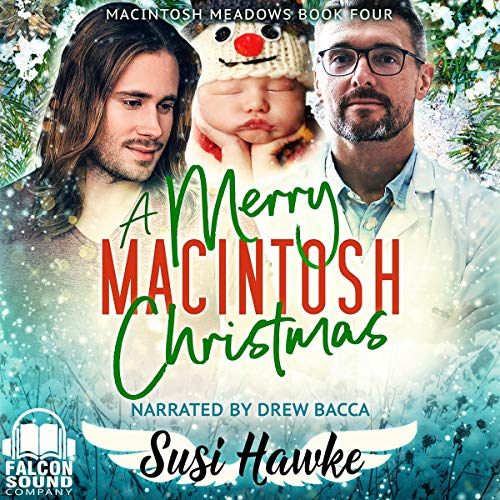 A Merry MacIntosh Christmas cover art