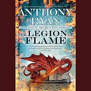The Legion of Flame                   Auteur(s):                                                                                                                                 Anthony Ryan                               Narrateur(s):                                                                                                                                 Steve West                      Durée: 25 h et 51 min     10 évaluations     Au global 4,5