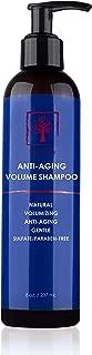 Sai Zen Anti-Aging Volume Shampoo | Anti-Thinning and Volumizing Formula | Sulfate and Paraben Free | All Hair Types, 8 oz.