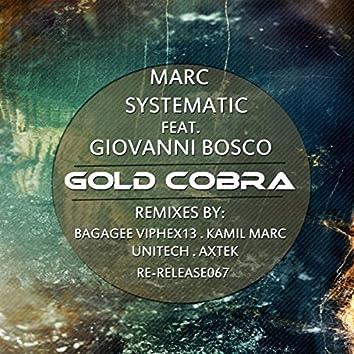 Gold Cobra Re-Releas EP