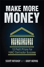 کسب درآمد بیشتر: 12 ستون سود برای موفقیت پیمانکار HVAC