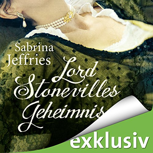 Lord Stonevilles Geheimnis (The Hellions of Halstead Hall 1) audiobook cover art