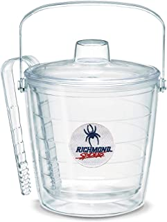 Tervis 1053524 Richmond Spiders Logo Ice Bucket with Emblem and Clear Lid, Tritan