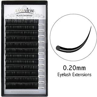 eyelash extensions 14mm