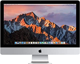 Apple iMac 21,5 Pgs. i5 2,5 GHz HDD 500 GB RAM 8 GB - Sin Teclado Sin Raton (Reacondicionado)