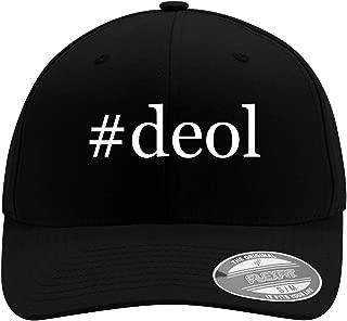 black moniker cap
