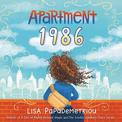 Apartment 1986 audiobook cover art