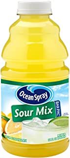 Ocean Spray Sour Mix Bottle, 32 Ounce
