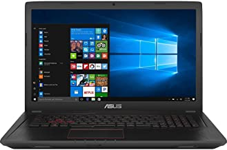 Asus FX53VD 15.6-inch Full-HD (1920x1080) Gaming Laptop PC - Intel Quad Core i7 Processor, 8GB RAM, 256GB M.2 SSD, NVIDIA GeForce GTX 1050, Bluetooth, Backlit Keyboard, Windows 10