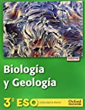 Biología y Geología 3.º ESO Adarve (Comunidad de Madrid) - 9788467357974