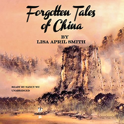 Forgotten Tales of China audiobook cover art