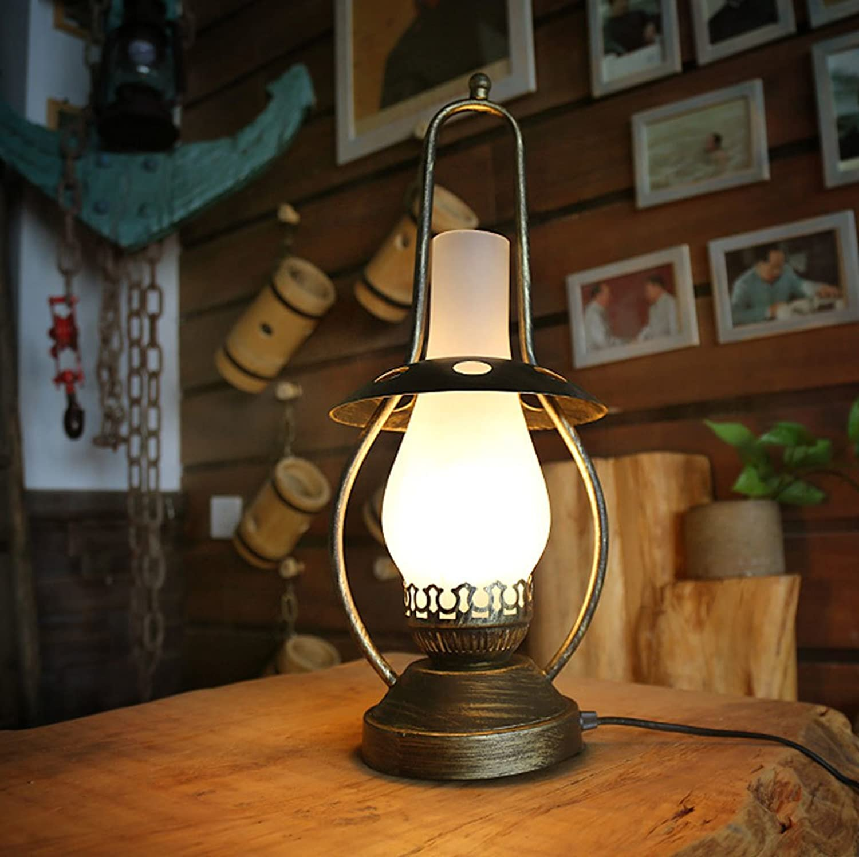 Schlafzimmer Nachttischlampe im europäischen Stil Retro-Mode einfachen pastoralen Stil dekorative dekorative dekorative Tischlampe Tischlampe Tischlampe B01DP1VCVQ     | Günstig  ec03a7