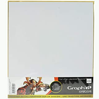 GRAPH'IT Shikishi Board 272 x 484 mm – Large Double Sided Portait