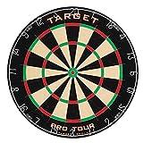 Target Darts PRO Tour, Bersaglio per Freccette. Unisex-Adulto, Multicolore