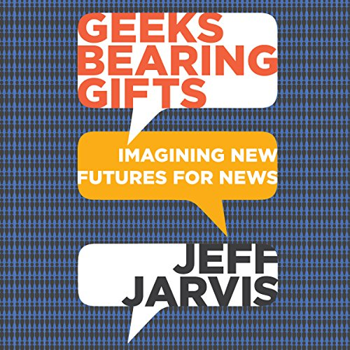Geeks Bearing Gifts audiobook cover art