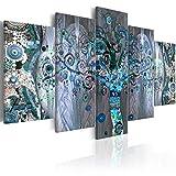 murando - Cuadro 225x112 cm - 5 Partes - Impresion en Calidad fotografica - Cuadro en...