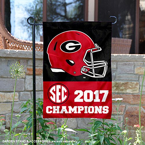 College Flags and Banners Co Alabama Crimson Tide 2017 2018 National Champions Garden Flag