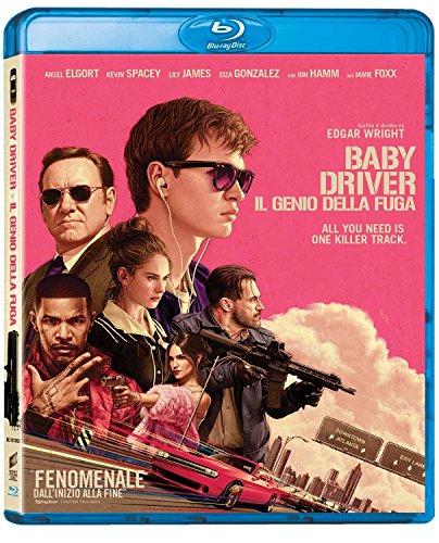 Baby Driver - Il Genio della Fuga (Ex Rental) Edizione Italiana