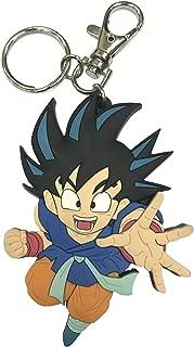 Dragon Ball GT: Son Goku PVC Keychain