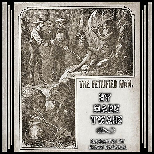 The Petrified Man cover art