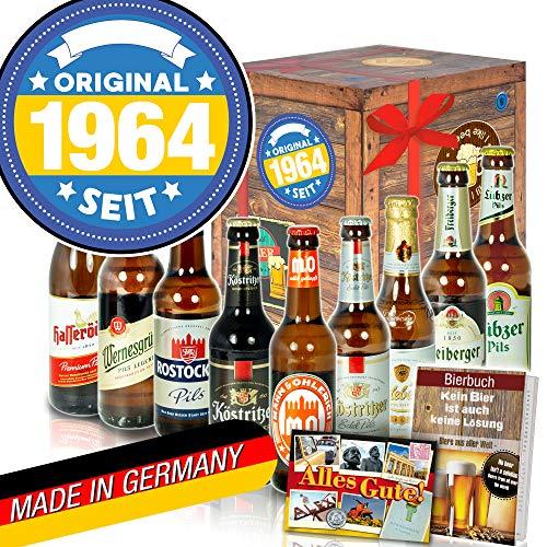 Original seit 1964 ++ Bier der DDR ++ Geschenkeset 1964