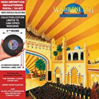 Live Dates II - Cardboard Sleeve - High-Definition CD Deluxe Vinyl Replica - IMPORT by Wishbone Ash (2013-11-05)