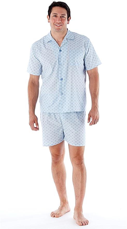 Brand New Harvey James Mens Woven Poly Cotton Kimono Wrap Gown Sizes M-2XL