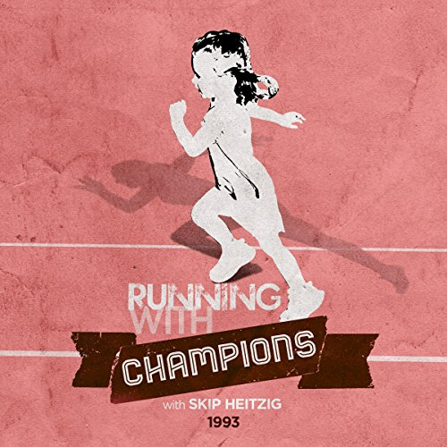 Running with Champions audiobook cover art