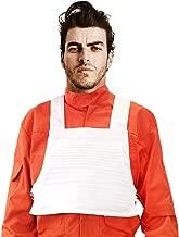 Star Wars Rebel X-Wing Pilot White Flak Buckle Vest Costume Prop