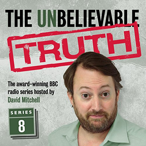 The Unbelievable Truth, Series 8 cover art